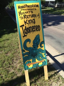The Return of King Idomeneo