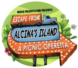 Escape from Alcina's Island